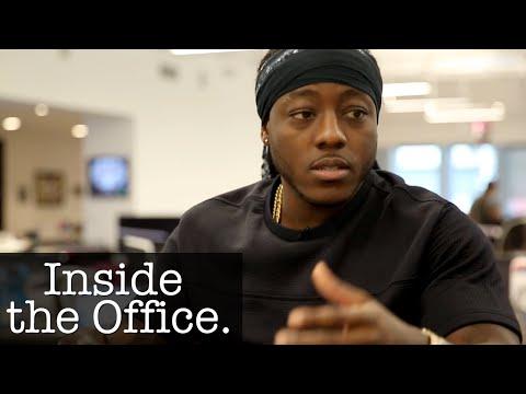 Inside the Office w/ Ace Hood