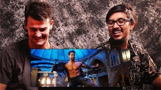 War Trailer Reaction and Discussion |  Hrithik Roshan | Tiger Shroff