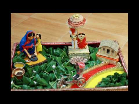 Pan dala design by abida sultana/betel leaf wedding tray/ decorative doll Betel leaf wedding tray