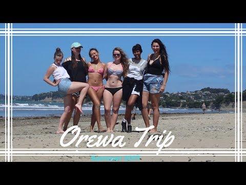 Orewa Trip Vlog ~ Miss Tiara & Friends 🌊