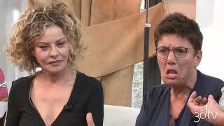 A Casa Signorini Eva Grimaldi e Imma Battaglia
