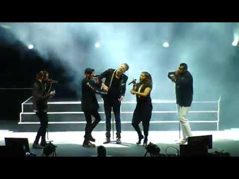 PENTATONIX World Tour New Zealand [CONCERT EDITS]