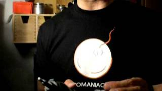 How to clean a BB (yoyo) - (italiano)