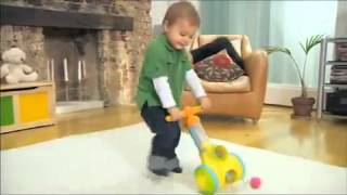 Tomy's Pic N Pop Play and Learn Push Toy