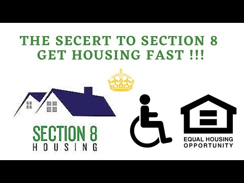 Section 8 Housing Application - How To Apply For Section 8 Housing
