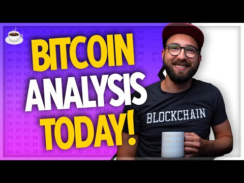 Bitcoin Analysis Today, Chainlink, Cardano, & more! ☕️(Crypto Over Coffee #20)