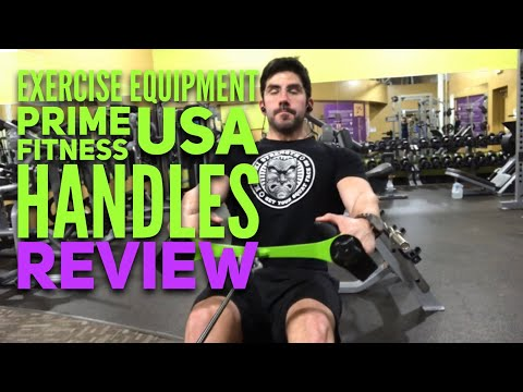 Exercise Equipment Prime Fitness USA Handle Review