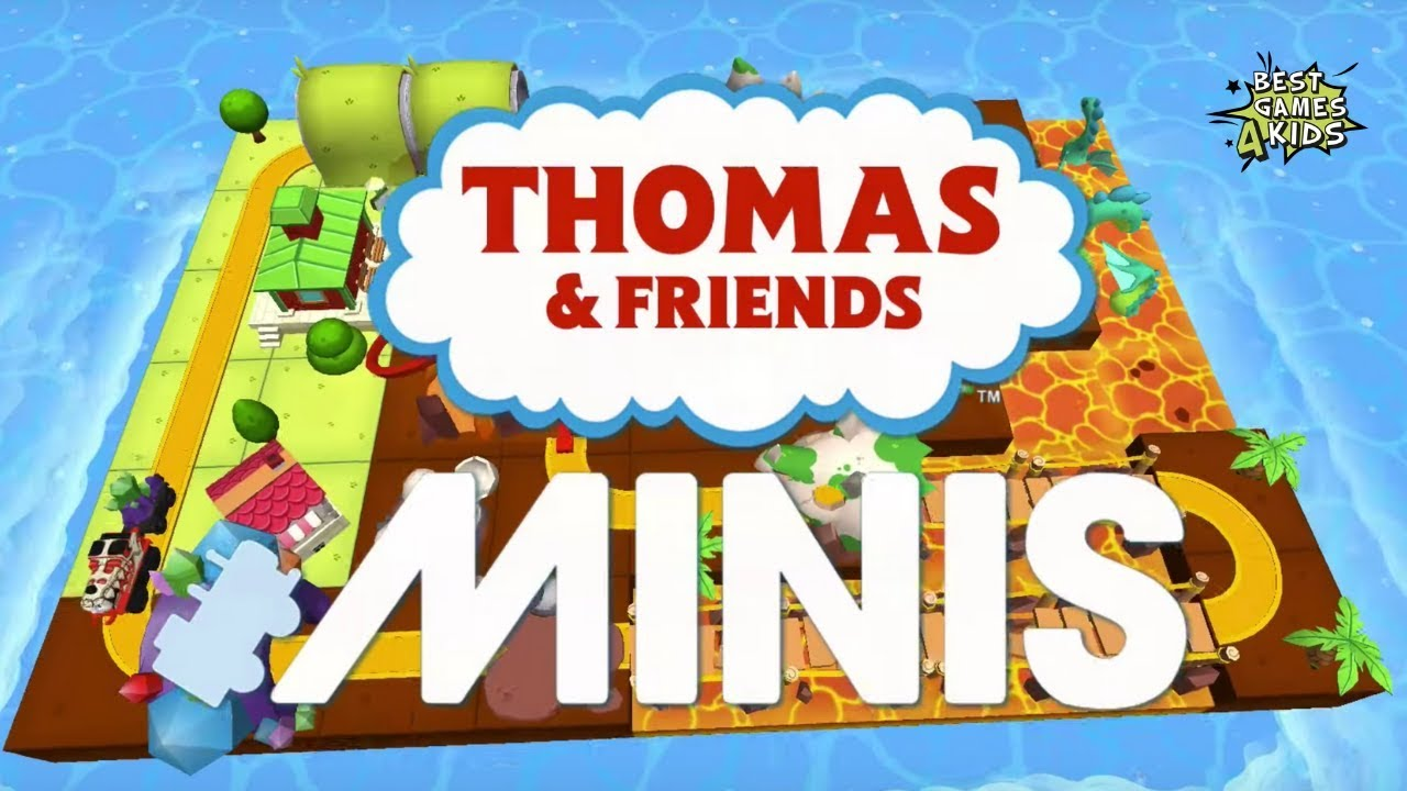 Thomas & Friends Minis #312 | DECORATE your train set & COLLECT
