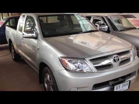 รถมือสอง รีวิว Toyota vigo 2.5 ตัวแรก J และ E ต่างกัน จุดไหนบ้าง
