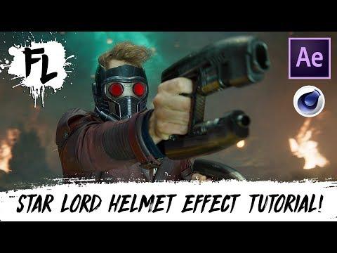 Star Lord Helmet Effect Tutorial! | Film Learnin