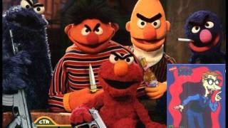 Drew Pickles Goes To Sesamstraat Part 1
