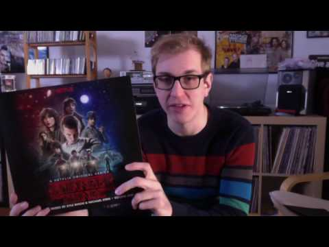 Album Review 18:  Kyle Dixon And Michael Stein - Stranger Things Soundtrack, Vol. One