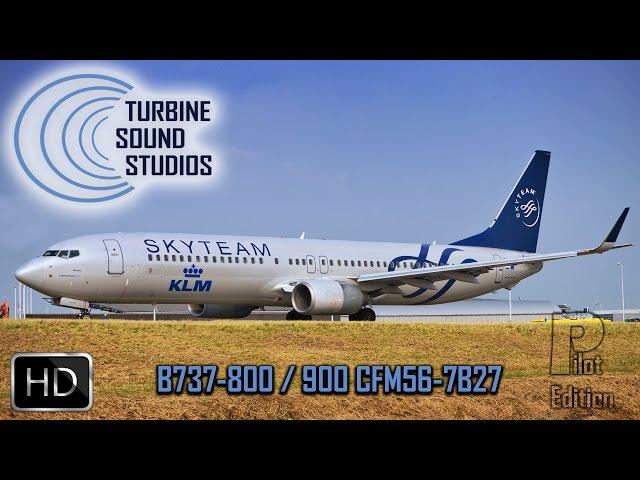 turbine sound studios 737