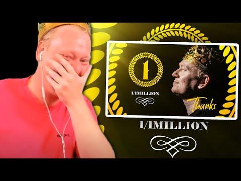 KNOSSI REAGIERT auf sein 1 MILLION Special! 😱