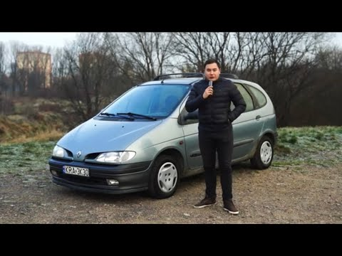 Идеальный семейный вариант Renault Scenic 1