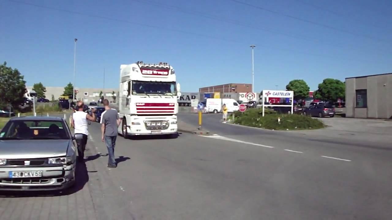 2B Trans vertrekt op lar truckmeeting 2010