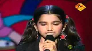 Aastha Mandle - Rati Ardhya Rati-SRGMP Little Champs 2010.avi