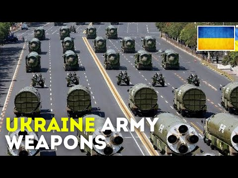 Ukraine Army Weapons