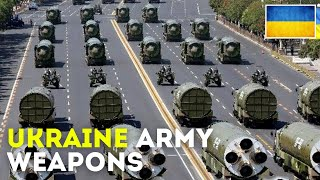 Ukraine Army Weapons 2019 (All Weapons)