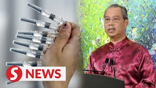 PM Muhyiddin will be first recipient of Covid-19 vaccine, says Khairy
