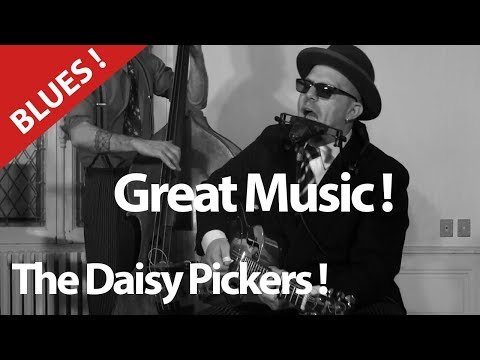Do you Love Blues ? Enjoy 4 Hits with Guitar, Piano, double bass !!!