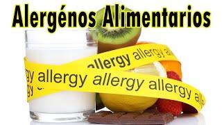 Alergenos en Alimentos y su etiquetado