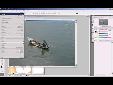 Photoshop CS3 - Phan 1 - Bai 3 - Xem ly lich anh KTS