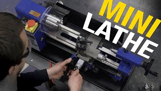 The PERFECT Mini Lathe for YOUR Home Shop - Eastwood