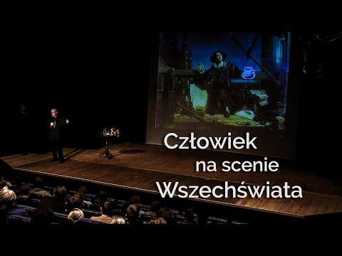 Michał Heller, Człowiek na scenie Wszechświata