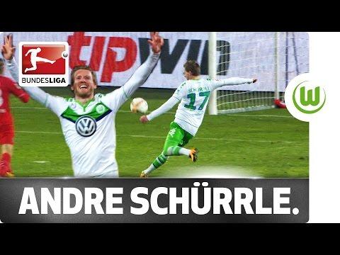 Schürrly not?! andre schürrle scores first bundesliga hat-trick