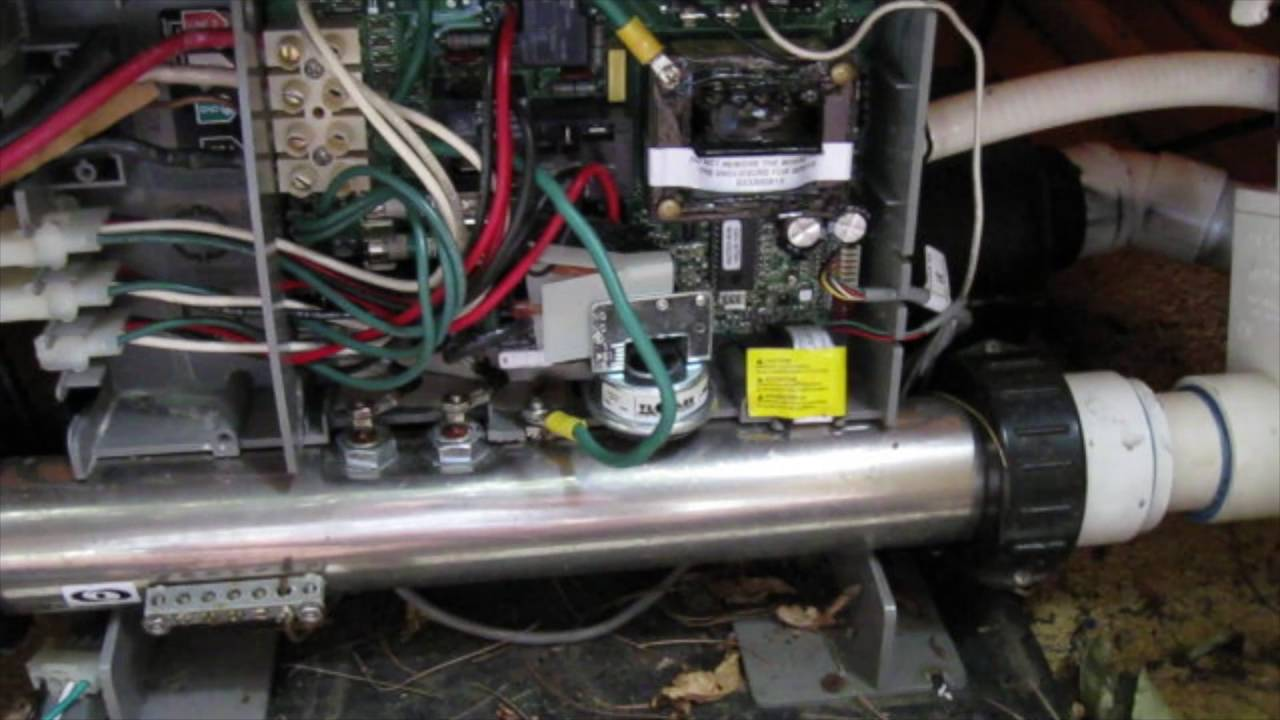 110 Water Heater Wiring Diagram Gecko Sspa Intermittent 3 Flashing Dots How To Repair The