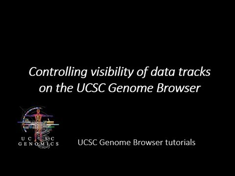 Genome Browser User's Guide