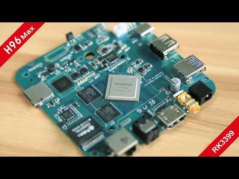 4G/32G H96 MAX RK3399 Hexa-Core Cortex-A53 Mali-T860 Android 6.0 tv box H.265 4K*2K XBMC WiFi BT