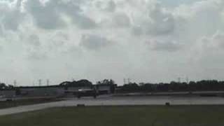 B-24 Liberator Takeoff and Landing Chicago Executive Airport