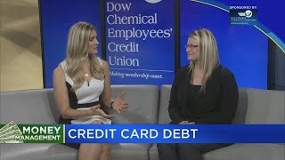 Money Management: Credit card debt