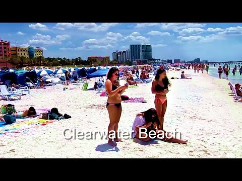 Clearwater Beach, FL Travel Guide  - HD