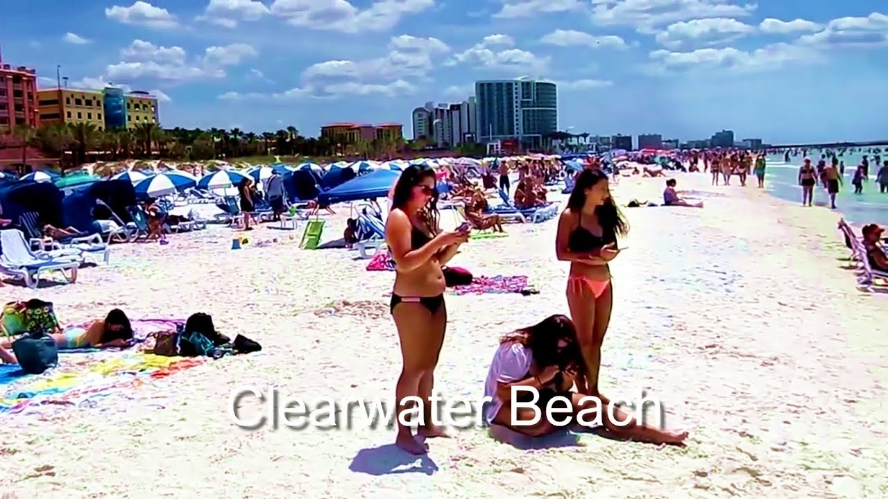 Free Public Beaches In Clearwater Fl