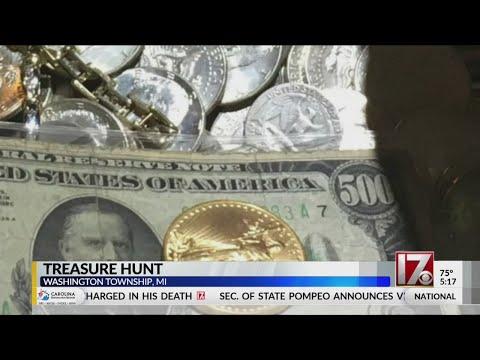 Real Life Treasure Hunt In Michigan