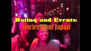 Dating Event Stories from Japan