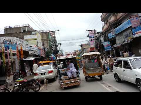 Mangla Road - Dina - Pakistan