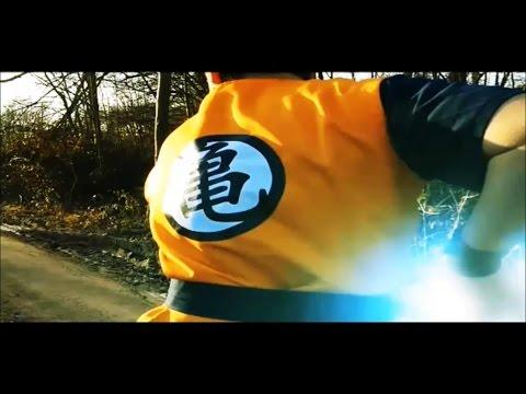 KAMEHAMEHA Vs RASENSHURIKEN / Son Goku vs Naruto / Real Life Anime Fight