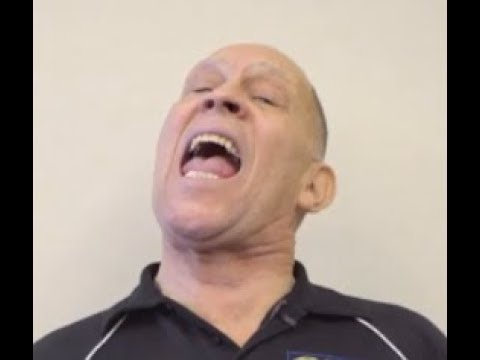 Russ Bray shouts 180 in 10 Different Languages - 2019 PDC World Championship