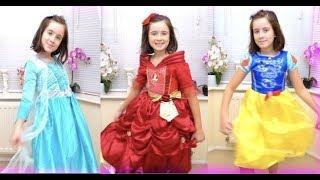 Princess Costume Runway Show Kids Song