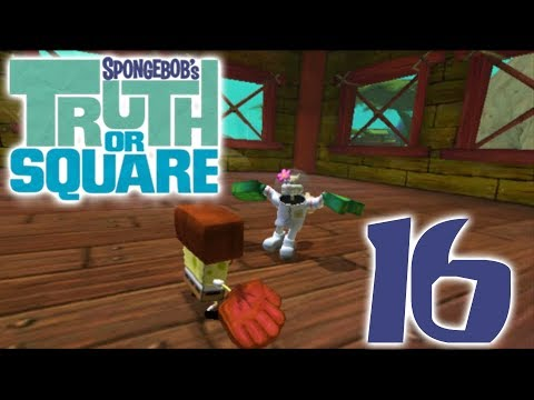 Let's Play Spongebob's Truth or Square, ep 16: Karate with Sandy, except not