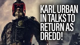 Karl Urban In Talks To Return To Dredd