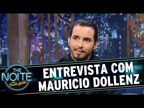 Entrevista com Maurício Dollenz | The Noite (29/12/16)