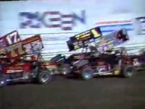 San Jose Speedway - World of Outlaws - Heat Races