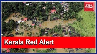Kerala Floods   Red Alert Continues In 13 Districts; Pathanamthitta & Alappuzha Among Worst Hit