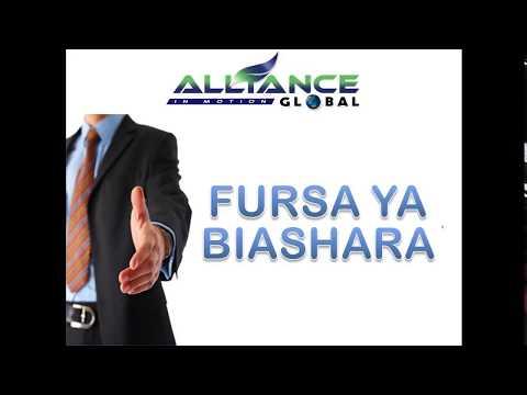 FURSA YA BIASHARA YA ALLIANCE IN MOTION GLOBAL TANZANIA.