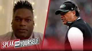 LaVar Arrington believes Rex Ryan's shots at Geno Smith were unnecessary | NFL | SPEAK FOR YOURSELF
